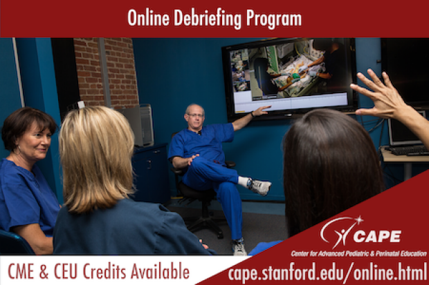 Online Debriefing Program Discnt